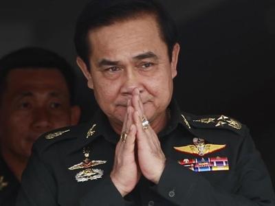 Nhà vua Thái Lan phê chuẩn Thủ tướng