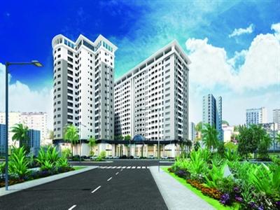 Địa ốc Hoàng Quân sẽ trở thành chủ đầu tư dự án nhà ở xã hội  ở Hóc Môn