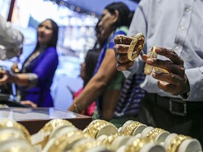 Nhu cầu vàng của Ấn Độ tăng trở lại