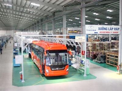Phát triển ngành công nghiệp ô tô Việt Nam: Những