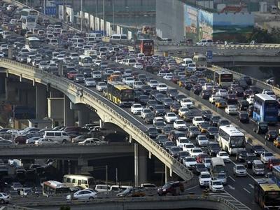 Thành phố nào ở Trung Quốc tắc đường trầm trọng nhất?