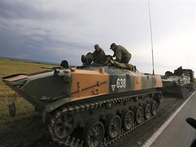 Ukraine ghi nhận