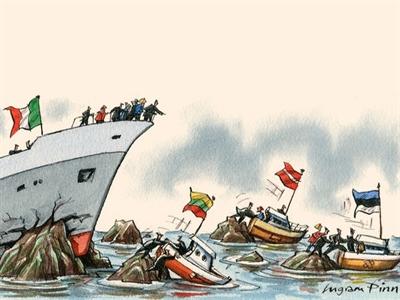 Eurozone trước con đường tái cấu trúc như Litva