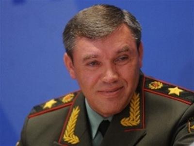 Tổng tham mưu trưởng quân đội Nga thăm Trung Quốc