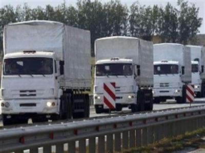 Ukraine ra điều kiện chấp nhận đoàn xe viện trợ thứ 2 từ Nga