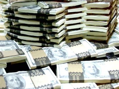 USD, euro đồng loạt giảm giá