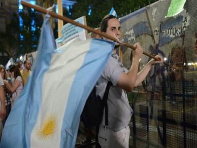 Argentina đối mặt với biểu tình toàn quốc lần thứ 2