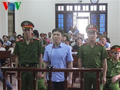 Dương Tự Trọng nhận án hơn 17 năm tù giam