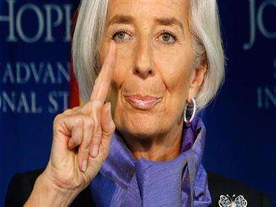 IMF từ chối bình luận về vụ khởi kiện Tổng giám đốc Christine Lagarde