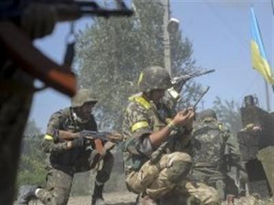 Phe ly khai Ukraine phản công mạnh bất thường