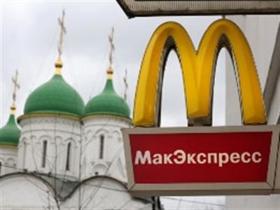 Thương hiệu Mỹ ở Nga lao đao vì căng thẳng chính trị