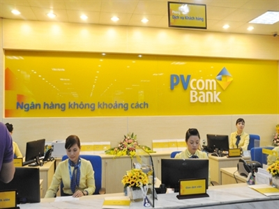 PVcomBank đăng ký bán 5 triệu cổ phiếu PVS
