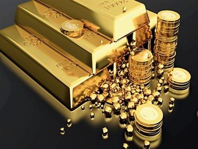Giá vàng giảm khi chứng khoán và USD đi lên