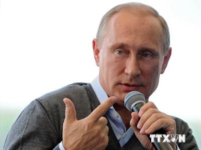 Tổng thống Putin: Khủng hoảng Ukraine có thể chưa sớm kết thúc