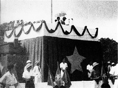 Những hình ảnh về lễ Quốc khánh đầu tiên của Việt Nam