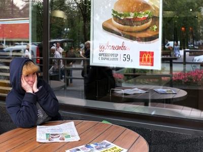 McDonald's đối mặt với đợt kiểm tra khắc nghiệt nhất tại Nga