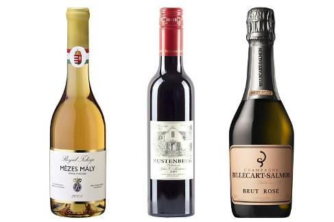 Rượu vang cỡ mini: Uống ít hơn nhưng ngon và sành điệu hơn