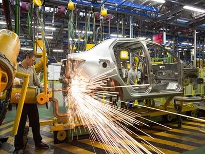 Sản xuất tại Nga vẫn tăng trưởng bất chấp trừng phạt