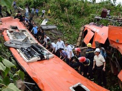 Bảo Việt ước tính bồi thường bảo hiểm khoảng 1 tỷ đồng vụ tai nạn ở Lào Cai