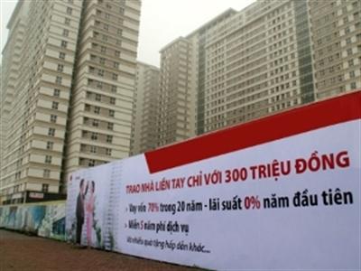 Chủ đầu tư nợ thuế, người mua nhà vẫn được cấp sổ đỏ