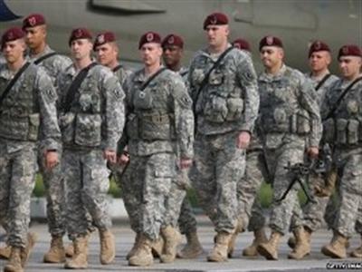 Hơn 1.000 lính Mỹ và đồng minh sắp tập trận tại Ukraine