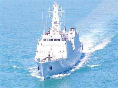 Ấn Độ chính thức đưa tàu tuần dương lớn nhất vào hoạt động
