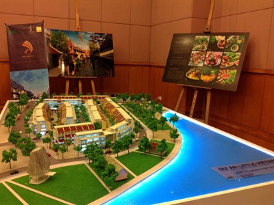 Hà Nội: Ra mắt dự án bất động sản Thương mại du lịch Little Việt Nam