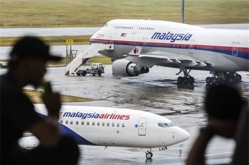 Malaysia Airlines lại dính scandal