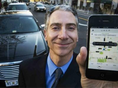 Dịch vụ taxi Uber bị cấm trên toàn nước Đức