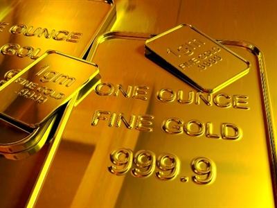 Giá vàng xuống thấp nhất 11 tuần khi USD tăng giá làm giảm nhu cầu