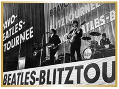 Âm nhạc The Beatles – Vũ khí bí mật của bảng Anh
