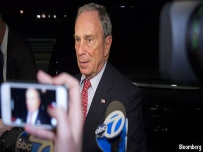 Bloomberg quay về Bloomberg