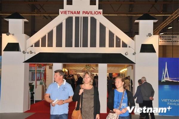 Việt Nam là quốc gia danh dự của hội chợ thương mại Accenta