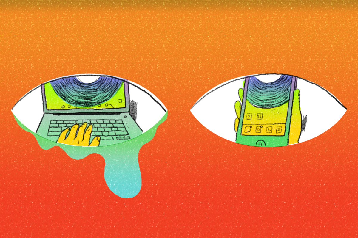 Sự thật về màn hình máy tính và chuyện