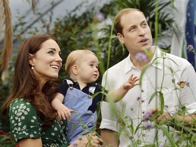 Công nương Anh Kate Middleton mang thai lần hai