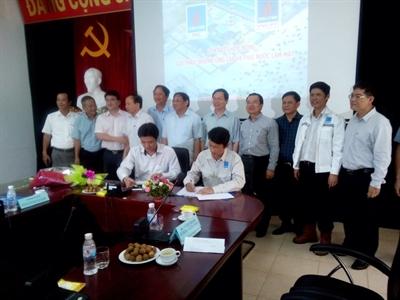 PXT ký hợp đồng xây lắp 917 tỷ đồng với PVX