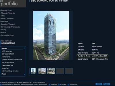 Lập hồ sơ thu hồi dự án tháp BIDV Diamond