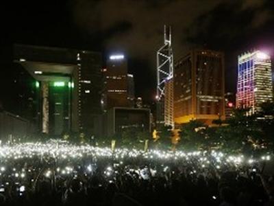 Biểu tình chiếm trung tâm Hong Kong sắp bùng phát trở lại