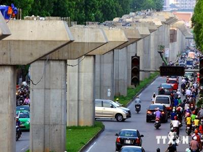 Hà Nội tăng tốc giải phóng mặt bằng tuyến đường sắt đô thị đầu tiên