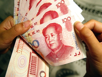 Nhân dân tệ lên cao nhất 6 tháng do PBOC nâng tỷ giá tham chiếu
