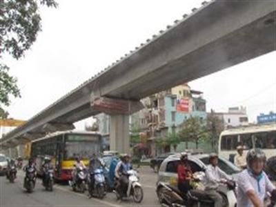 Vì sao dự án đường sắt đô thị Hà Nội đội vốn hơn 330 triệu USD?