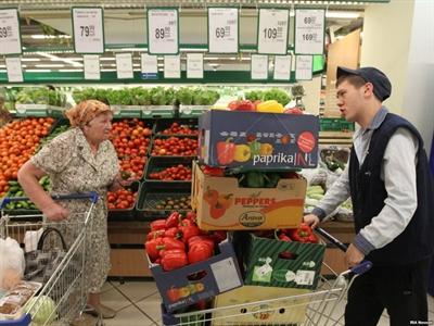 Trả đũa phương Tây, lạm phát của Nga có thể tăng 2 điểm %