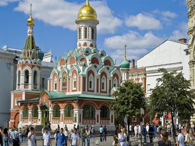 Du lịch Nga thiệt hại nặng nề vì khủng hoảng Ukraine