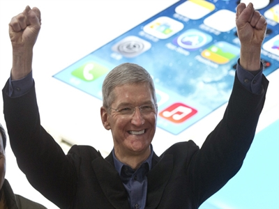 Apple Pay - Đòn đánh đầu tiên trên thị trường thanh toán di động của