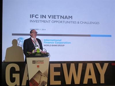 Đại diện IFC: Sẵn sàng cấp vốn cho doanh nghiệp và chấp nhận mọi rủi ro tài chính