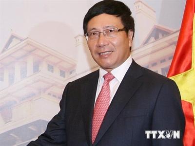 Phó Thủ tướng Việt Nam sẽ dự hội nghị, hội chợ ASEAN-Trung Quốc