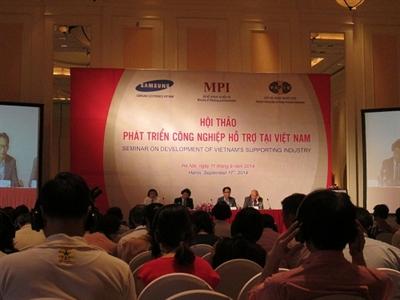 Việt Nam là 1 trong 10 trung tâm sản xuất thiết bị điện tử hàng đầu thế giới