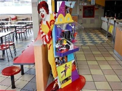 McDonald's thêm lao đao vì cuộc chiến trừng phạt giữa Nga và phương Tây
