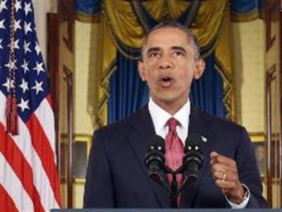 Tổng thống Obama hạ lệnh không kích Syria