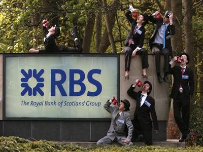 Ngân hàng Hoàng gia Scotland chuyển trụ sở sang London nếu Scotland độc lập